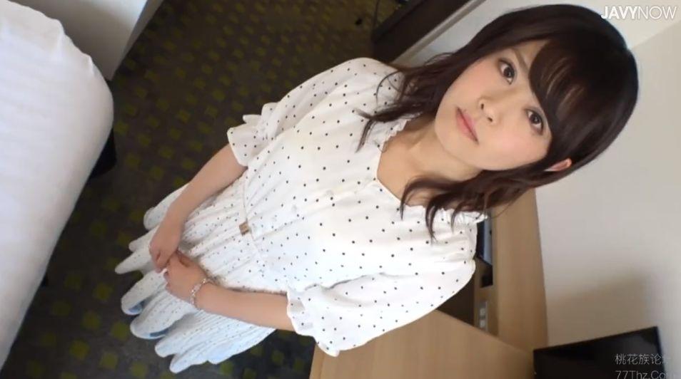 有村架純ぽいお嬢さんが失恋し、長い乳首責めからハメ撮りのAV出演