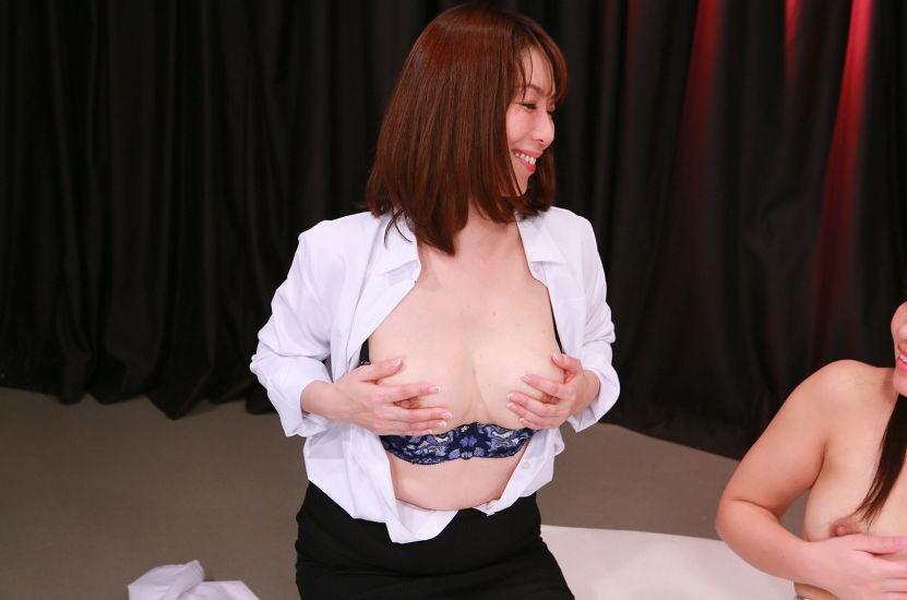 ニコ生で大反響、翔田千里の乳首指南で美少女がチクニーして乳首イキ