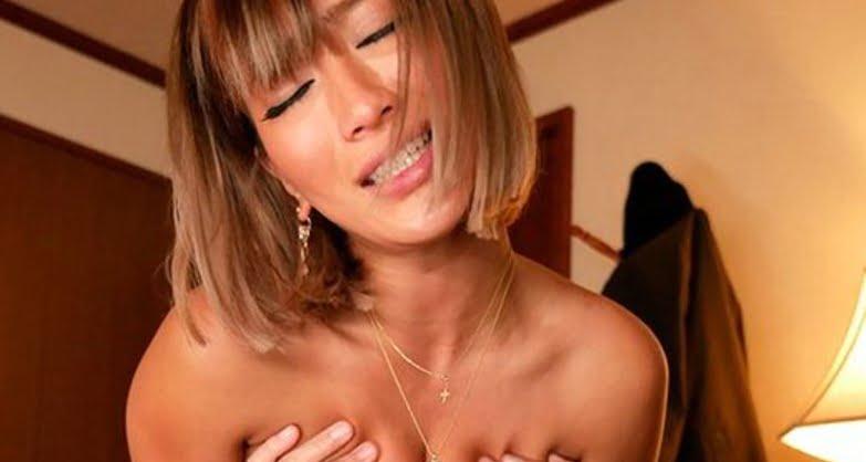 乳首ばっか弄りやがってイクぅぅ!AIKA、ヤンキー女が乳首イキ服従